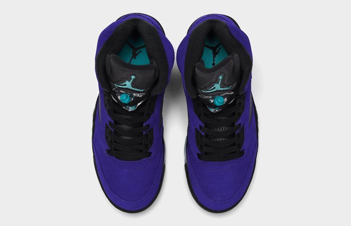 Jordan 5 Alternate Grape Core Black 136027-500 06