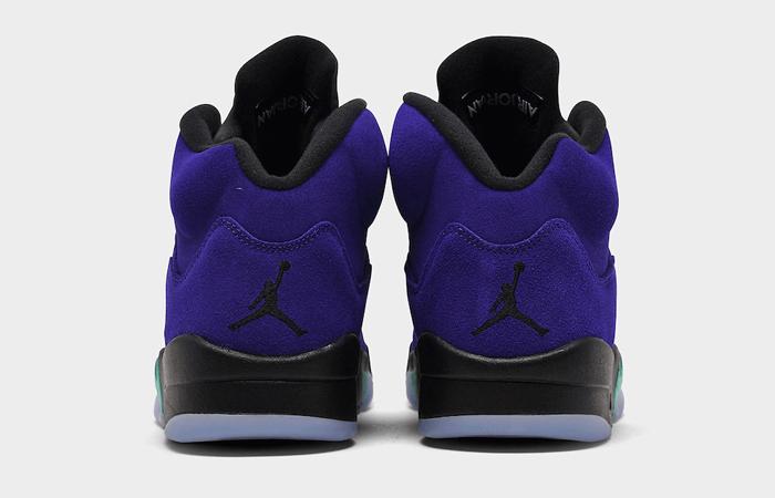 Jordan 5 Alternate Grape Core Black 136027-500 07