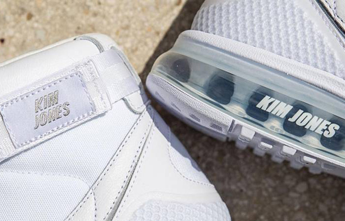Kim Jones Nike Air Max 95 Coming Soon With Their Next Collaboration ft
