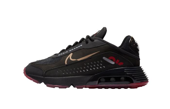Neymar Jr Nike Air Max 2090 Black CU9371-001 01