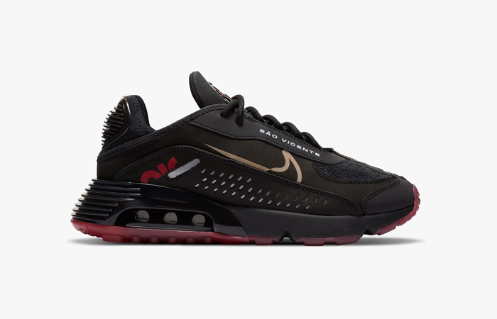 Neymar Jr Nike Air Max 2090 Black CU9371-001 03