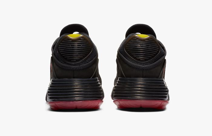 Neymar Jr Nike Air Max 2090 Black CU9371-001 05