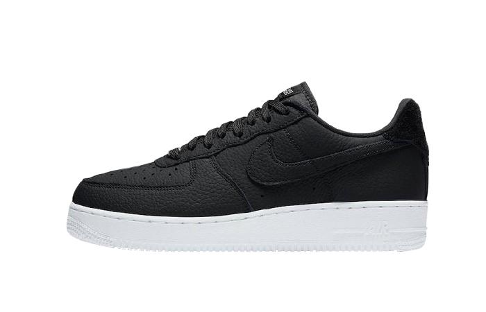 Nike Air Force 1 07 Craft Core Black CN2873-001 01