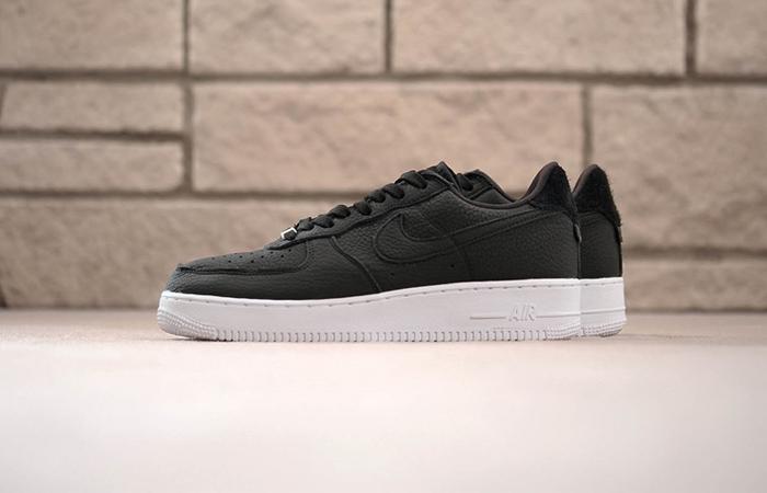 Nike Air Force 1 07 Craft Core Black CN2873-001 02