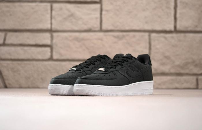Nike Air Force 1 07 Craft Core Black CN2873-001 07