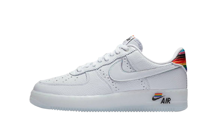 Nike Air Force 1 BeTrue 2020 White Multi CV0258-100 01
