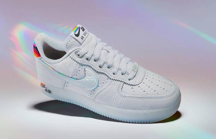 Nike Air Force 1 BeTrue 2020 White Multi CV0258-100 02