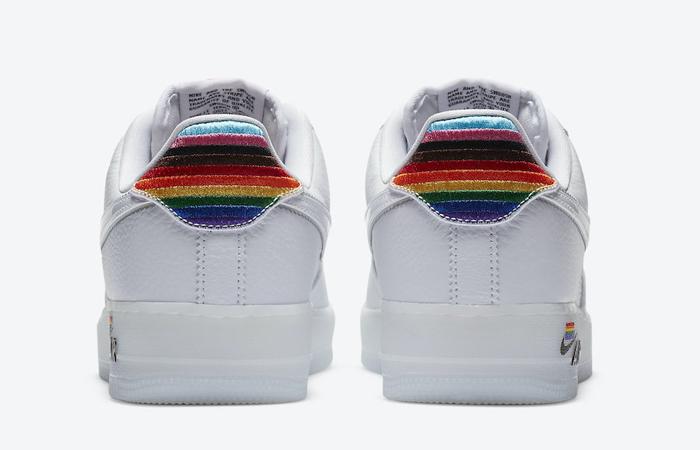 Nike Air Force 1 BeTrue 2020 White Multi CV0258-100 07