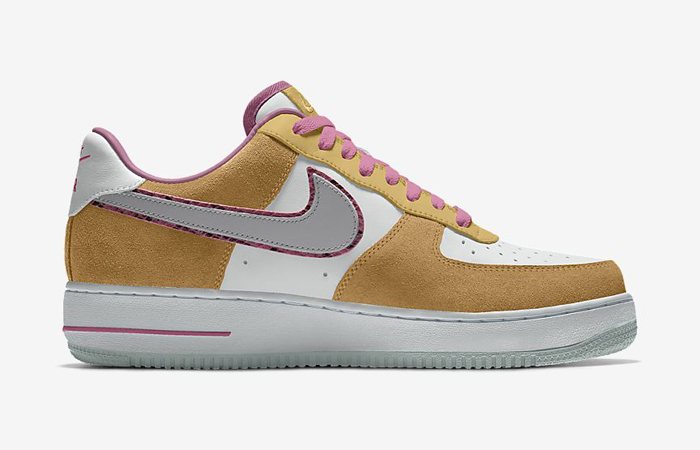 Nike Air Force 1 Low Unlocked By You Beige Pink CT3761-991 03