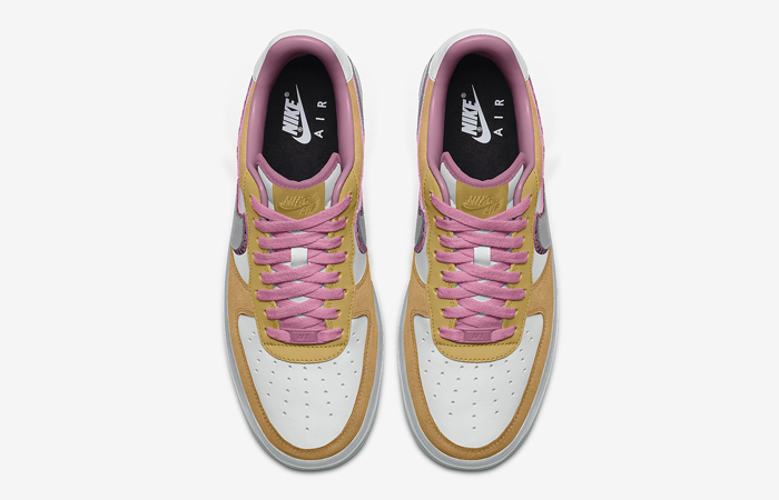 Nike Air Force 1 Low Unlocked By You Beige Pink CT3761-991 04