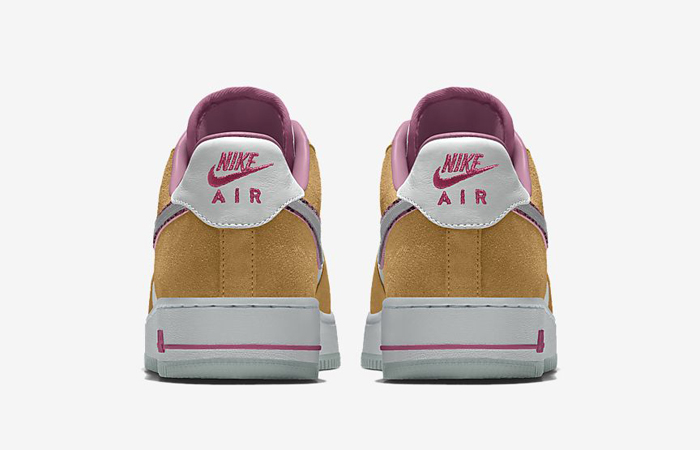 Nike Air Force 1 Low Unlocked By You Beige Pink CT3761-991 05