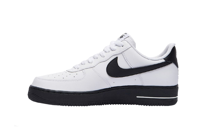 Nike Air Force 1 Low White Black CK7663-101 01