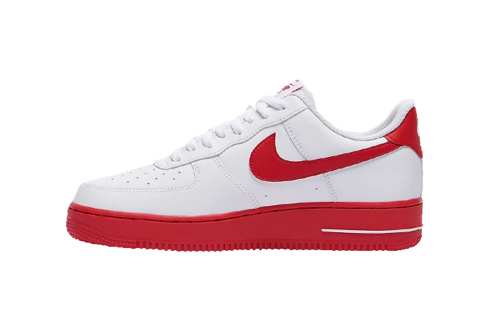 Nike Air Force 1 Low White Red CK7663-102 01
