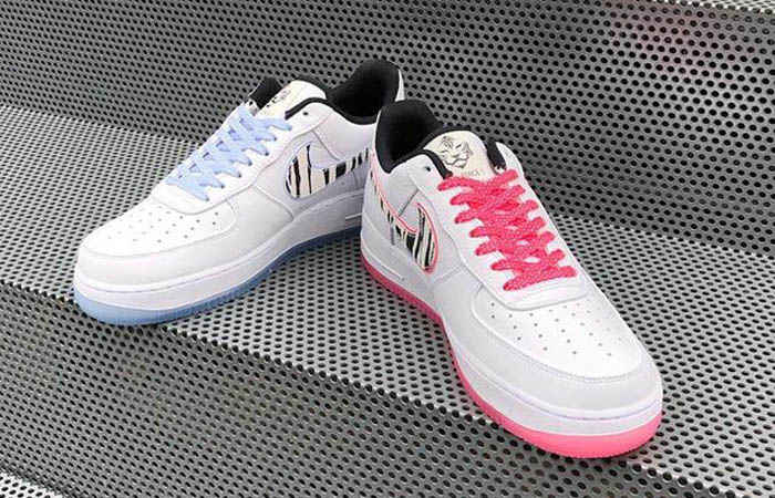 Nike Air Force 1 South Korea White Pink CW3919-100 02