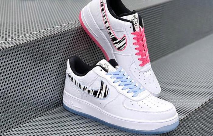 Nike Air Force 1 South Korea White Pink CW3919-100 03