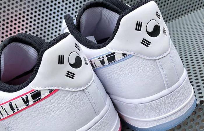 Nike Air Force 1 South Korea White Pink CW3919-100 04