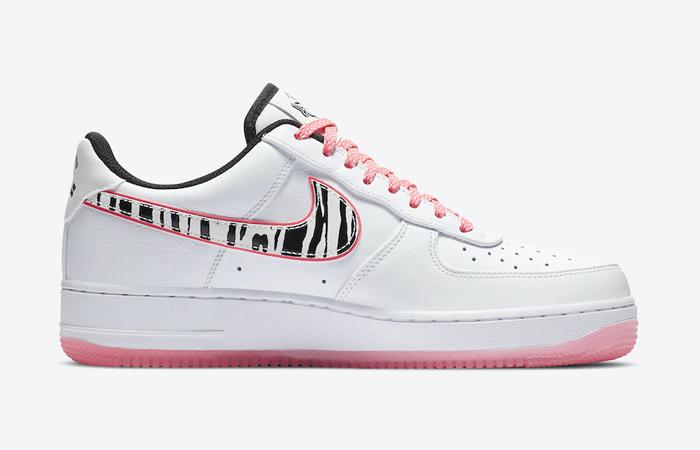 Nike Air Force 1 South Korea White Pink CW3919-100 06