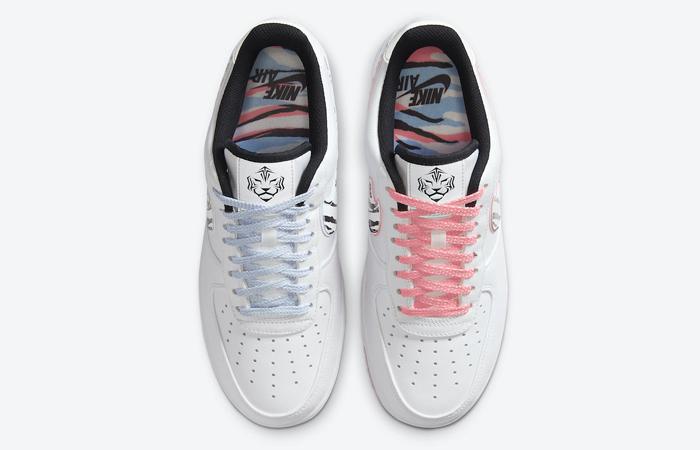 Nike Air Force 1 South Korea White Pink CW3919-100 07