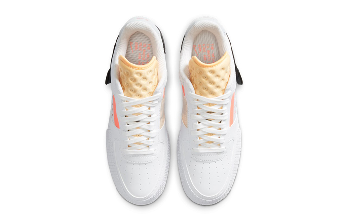 Nike Air Force 1 Type Melon Tint White CZ7107-100 04