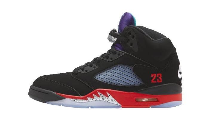 Nike Air Jordan 5 SE Black 01