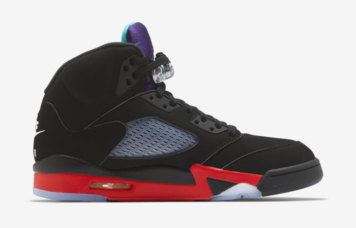 Nike Air Jordan 5 SE Black 03