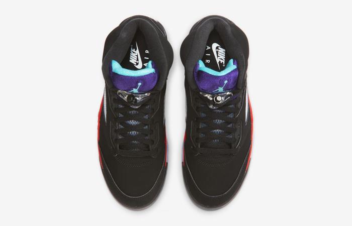 Nike Air Jordan 5 SE Black 04