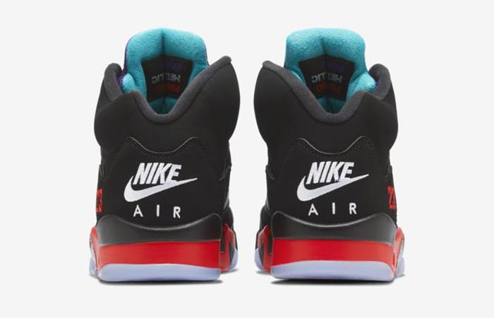 Nike Air Jordan 5 SE Black 05