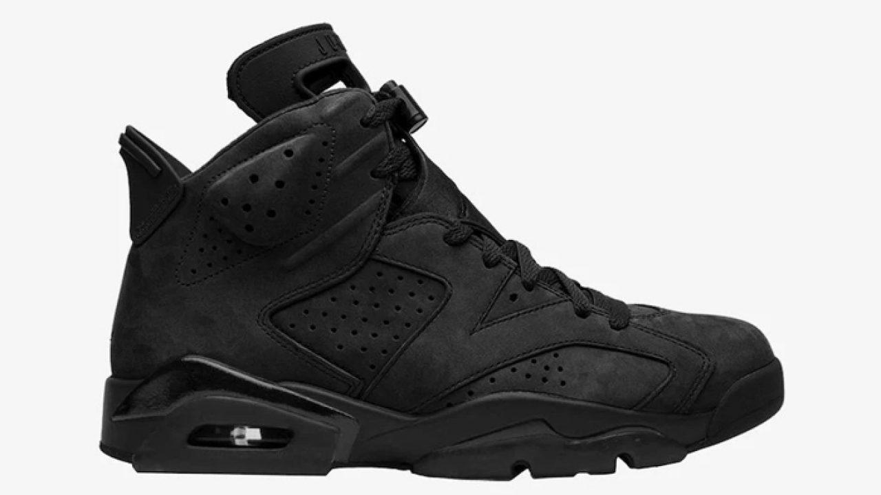 Nike Air Jordan 6 Triple Black Rumoured