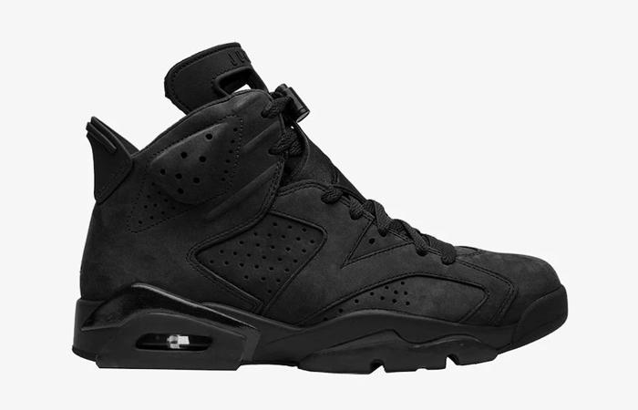 Nike Air Jordan 6 Triple Black Rumoured To Be Drop On Holiday 2020 ft