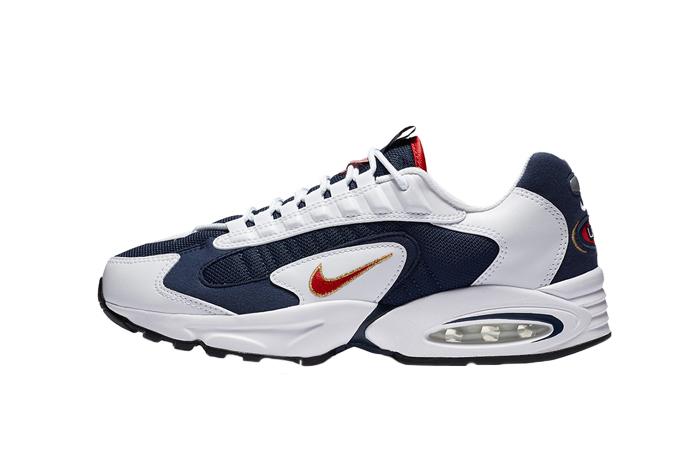 Nike Air Max Triax 96 USA Olympics Navy CT1763-400 01