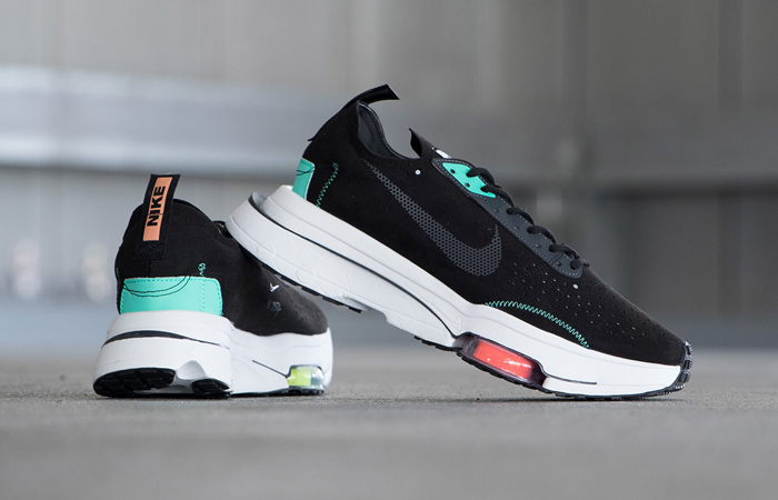 Nike Air Zoom Black Menta CJ2033-010 02