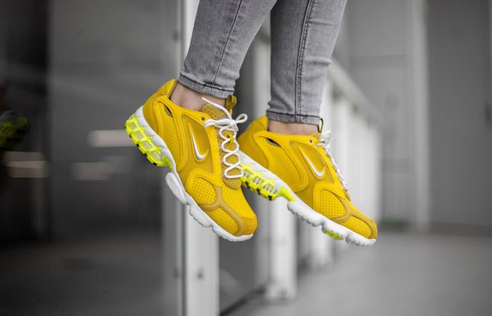 Nike Air Zoom Spiridon Cage 2 Saffron