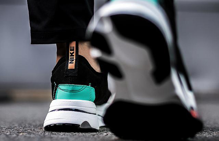 Nike Air Zoom Type Black Menta CJ2033-010 on foot 03