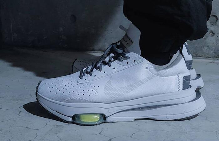Nike Air Zoom Type Summit White CJ2033-100 on foot 01