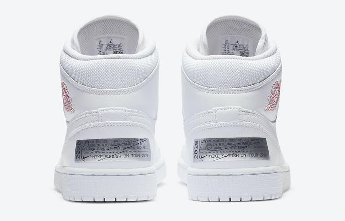 Nike Jordan 1 Mid Euro Tour White CW7589-100 05