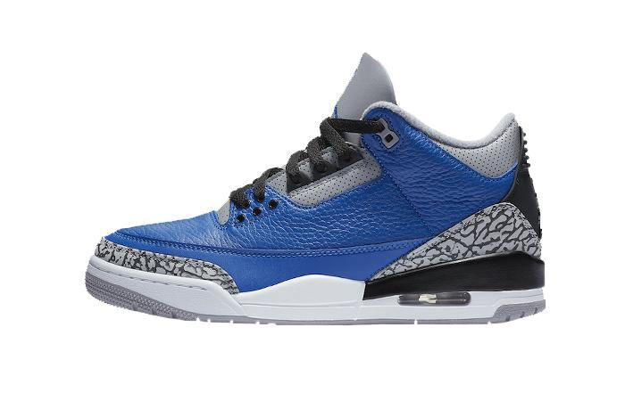Nike Jordan 3 Retro Varsity Royal CT8532-400 01