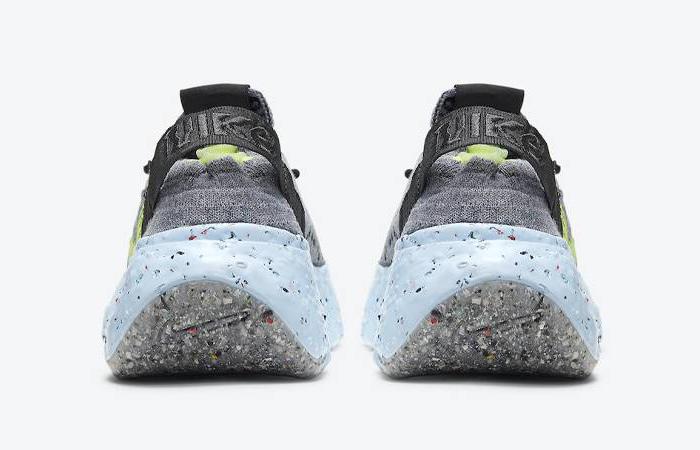 Nike Space Hippie 04 Volt Grey CD3476-001 06