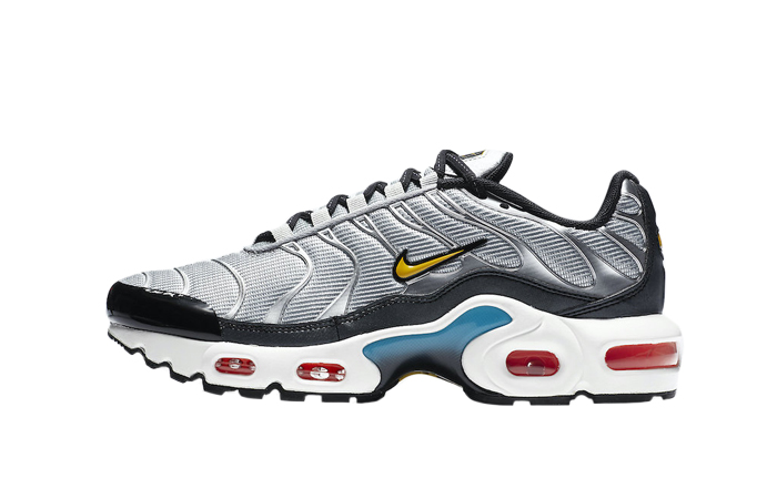 Nike TN Air Max Plus Aqua Silver CW6010-001 01