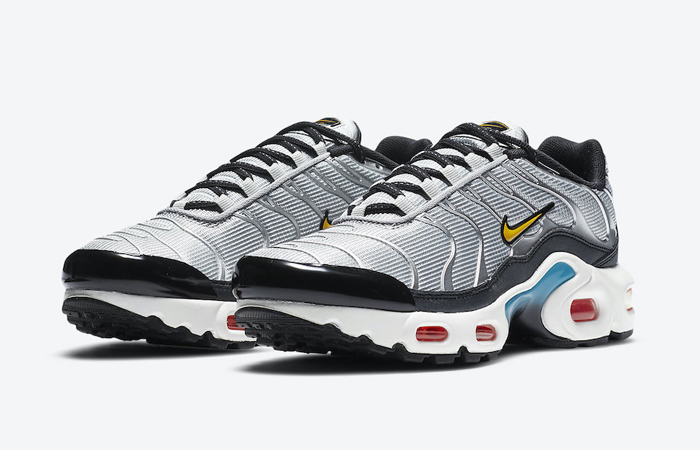 Nike TN Air Max Plus Aqua Silver CW6010-001 02