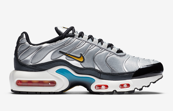 Nike TN Air Max Plus Aqua Silver CW6010-001 03