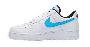 Nike Air Force 1 07 LV8 Worldwide Glacier Blue