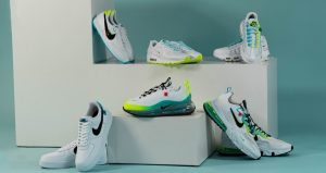 Nike Worldwide Pack Comes With So Refreshing Colour Combination