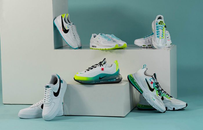 Nike Worldwide Pack Comes With So Refreshing Colour Combination ft