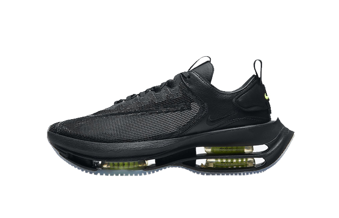 Nike Zoom Double Stacked Black Volt CI0804-001 01