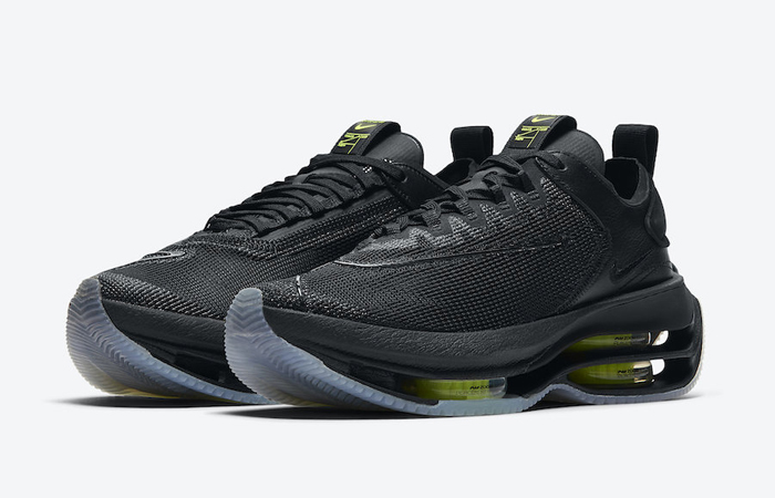 Nike Zoom Double Stacked Black Volt CI0804-001 02