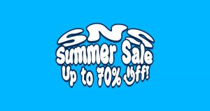 Sneakersnstuff Celebrates Summer Sale By Offering Upto 70% Off!