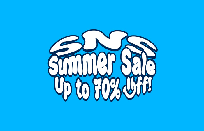 Sneakersnstuff Celebrates Summer Sale By Offering Upto 70% Off! ft