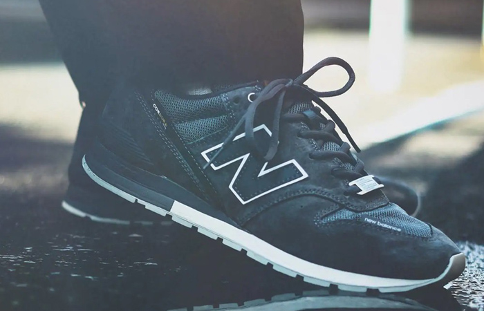 The New Balance 996 Made With CORDURA Nylon Will Be Releasing On July ft