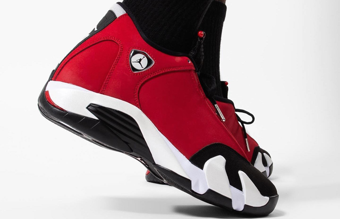 The Nike Air Jordan 14 Gym Red Is A Hot Release Of This Week ft