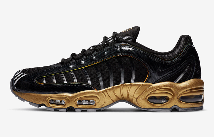 The Nike Air Max Tailwind IV SE Metallic Gold Must Be Your Next Target! ft